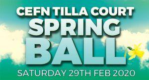 CEFN TILLA SPRING BALL